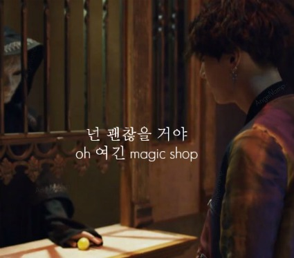 You'll be alright! This is a Magic Shop!